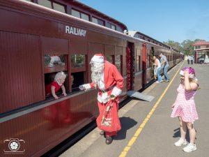 Santa Special Trains